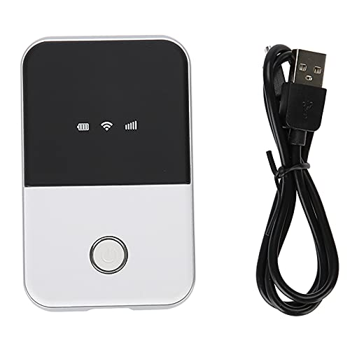 MF925 Portable 4G Wireless WiFi Router, LTE WiFi Box Data Terminal Box,USB Charging WIFI Wireless Card,Simple Operation AND Stable Signal Wireless Network Card FOR Smartphones, Tablets Or Computers