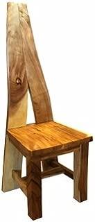 Suar Rio de la Plata Dining Chair, Made from Solid Suar Wood