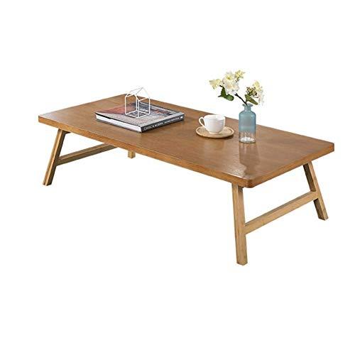 AJH - Mesa plegable de grandes dimensiones, mesa plegable para desayuno, bandeja de escritura, soporte de hasta 13 pulgadas, portátil, 120 x 60 x 33 cm