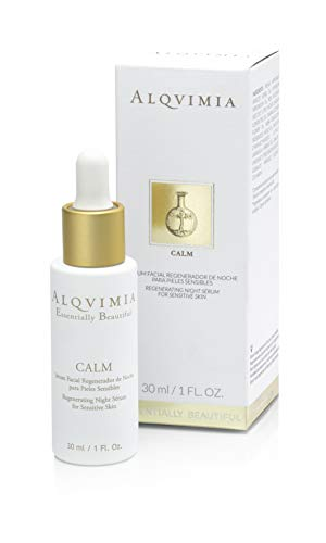 ALQVIMIA Essentially Beautiful - Serum Facial noche pieles Sensibles CALM