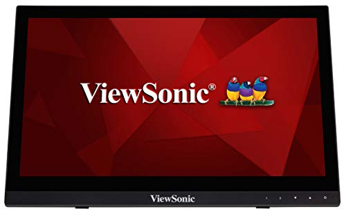 """ViewSonic 15.6"""" TD1630-3 10- Point Multi Touch Display Monitor (16"""")"""