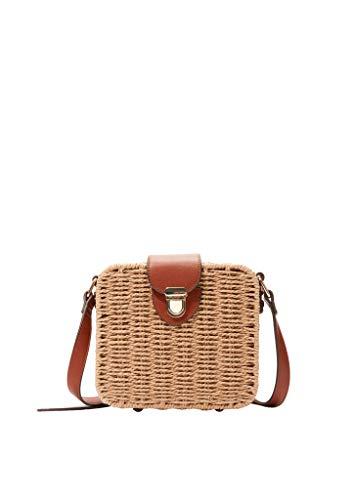 s.Oliver (Bags) 201.10.003.30.300.2037043, City Bag Tasche, Damen, Braun Einzigartige Größe