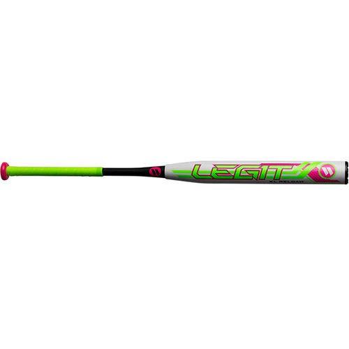 "Worth 2019 Legit Watermelon XL Reload USSSA Slowpitch Softball Bat, 13.5"" Barrel, 26.5 oz"