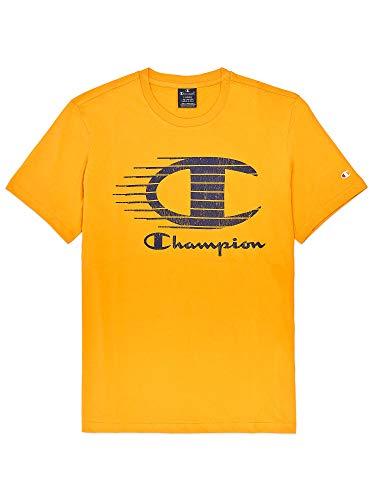 CHAMPION - Camiseta Crewneck Algodon