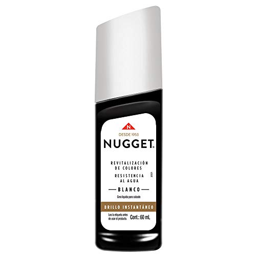 Nugget Cera Líquida, 60ml, color blanco