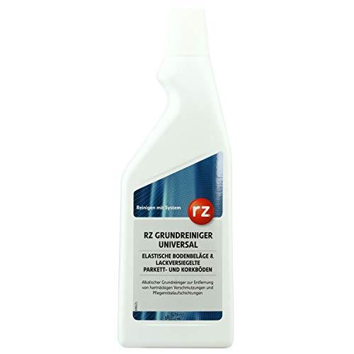 RZ Grundreiniger Universal 800 ml für elastische Bodenbeläge & lackversiegelte Parkett- und Korkböden