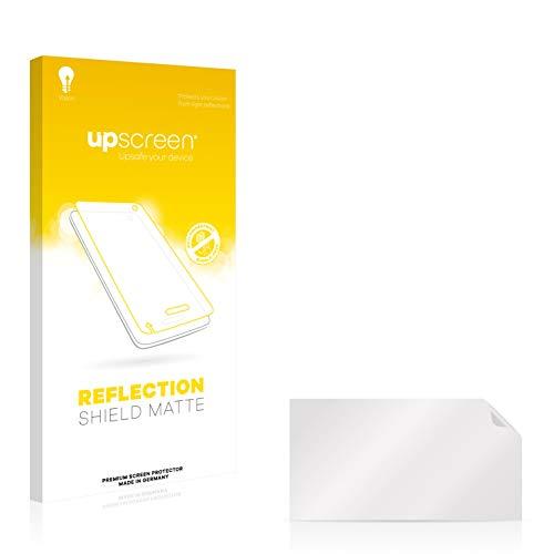 upscreen Entspiegelungs-Schutzfolie kompatibel mit Pioneer AVIC-F960BT – Anti-Reflex Bildschirmschutz-Folie Matt
