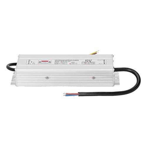 Fuente de alimentación conmutada, protección contra sobrecorriente del controlador LED impermeable de 24 V 150 W para tira de luz para lámpara de interior