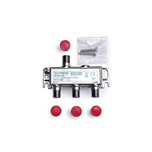 BK-Verteiler / 5-1218 MHz - 3 Ausgänge