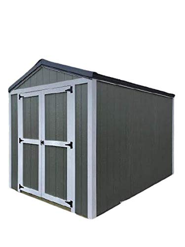 Shed Kit by Tri City Shed, 8x12 Shed Kit w/ Floor