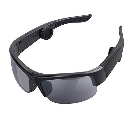 WOXING Deportivas Viajes Gafas,Conducir Ciclismo Gafas De Sol,Correr Pesca Golf Aire Libre Deportes Conducción ósea Inteligente Auriculares Bluetooth Mujer Hombre-A X