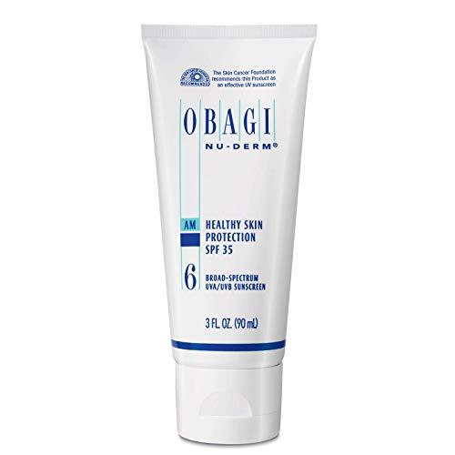 Obagi Medical Nu-Derm Healthy Skin Protection Broad Spectrum SPF 35 Sunscreen, 3 oz Pack of 1