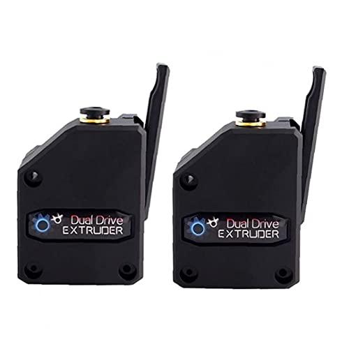 Naisicatar 3D Printer Extruder Dual Drive BMG Cloned Bowden Accessories 1.75mm Filament Universal 2PCS