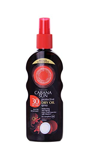 CABANA SUN - DRY COCO OIL SPRAY SPF30 200 ml