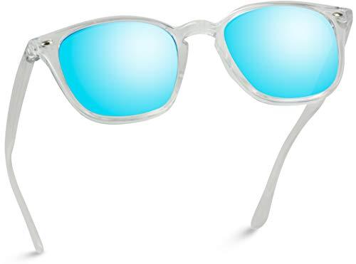 screw detail metal sunglasses - 8