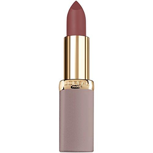 L'Oreal Paris Cosmetics Colour Riche Ultra Matte Highly Pigmented Nude Lipstick, Bold Mauve, 0.13 Ounce