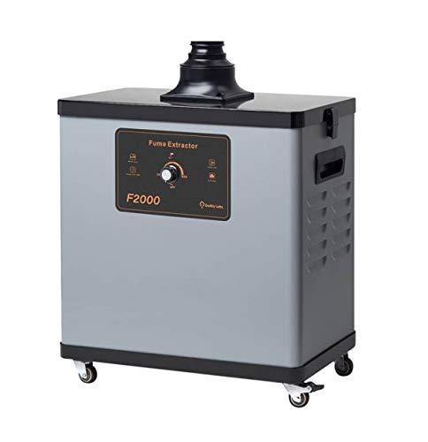 Système d'évacuation de la fumée Darkly Labs F2000 pour Emblaser 2