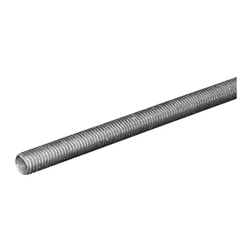 Boltmaster 11002 8/32' X 12' Threaded Rod NC Zinc (Pack of 10)