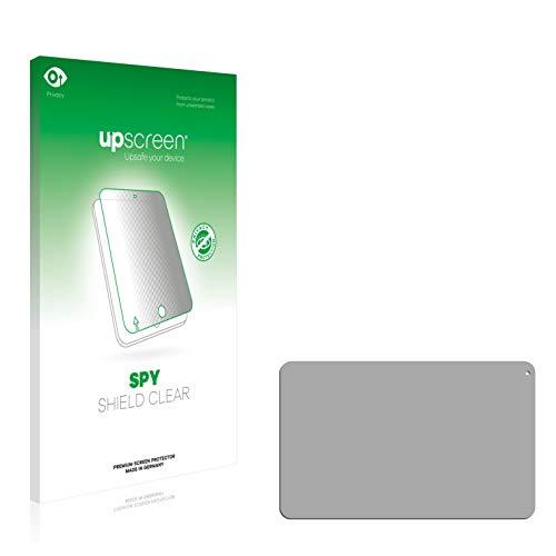 upscreen Anti-Spy Blickschutzfolie kompatibel mit Blaupunkt Endeavour 1000 WS Privacy Screen Sichtschutz Bildschirmschutz-Folie