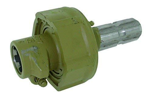 Greenstar 9525 verlenging, aanpasbaar, 3,49 cm (1 3/8 inch), voor nevenslijtage, stekker/bus, met wiel, X6921979