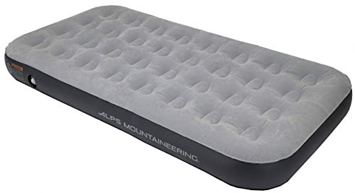 ALPS Mountaineering Elevation Air Bed, Twin, Gray