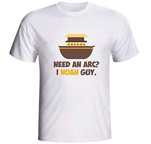 Camiseta Need An Arc I Noah Guy Arca De Noé Humor Bíblia