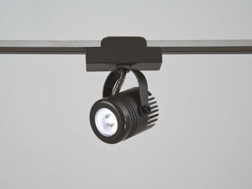 George Kovacs GKTH2011-467, Lightrails Cylinder Track Lighting Pendant Head LED, Sable Bronze by Kovacs