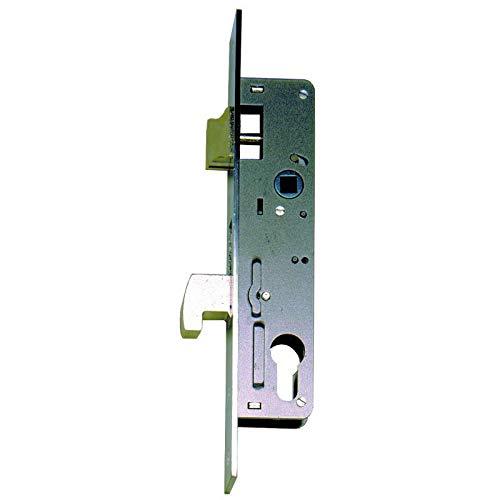 Iseo 6123200256 Cerradura Metalica Embutir Cromo 22X23Mm 741540233, Multicolor