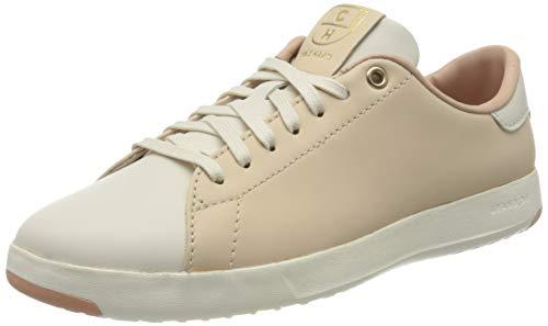 Cole Haan Women's Grandpro Tennis Sneaker Trainers, Gold Brazilian Sand...