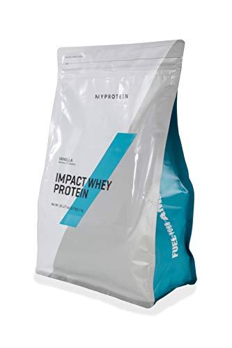 Myprotein Impact Whey Protein Vanilla, 1er Pack (1 x 1 kg) - 6