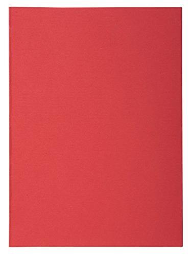 Cartulinas A4 Roja Marca Exacompta