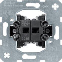Berker 3035 Serienschalter-Einsatz