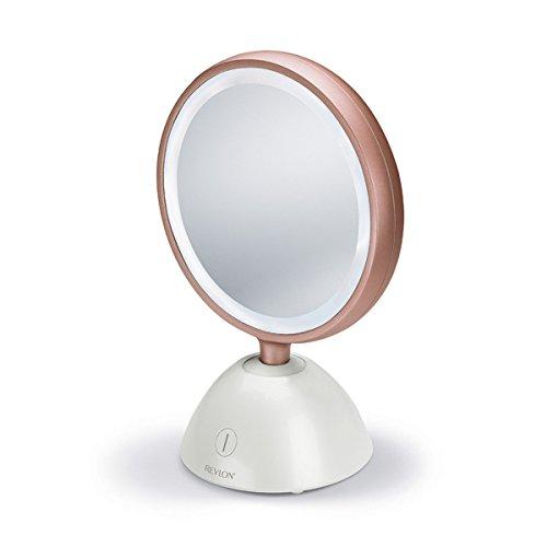 REVLON RVMR9029 Ultimate Glow Schnurloser Kosmetikspiegel, 700 g