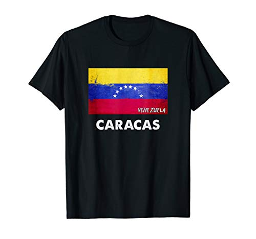 Caracas Venezuela Trikot T-Shirt
