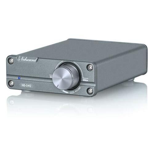 Mini Nobsound antisvergolamento TPA3116 amplificatore HiFi 2,0 Channel Audio Stereo Digital amp HiFi amplificatore 50W + 50W