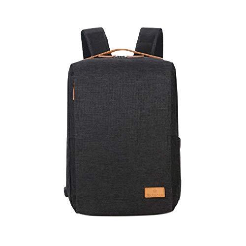 Nordace: Smart Backpack   Siena 19L USB  Negro
