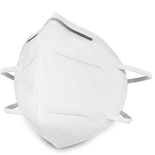 WilBeeMaske,hocheffizienteFiltration,mehrschichtigestaubdichteAtemschutzmaske,atmungsaktiveMaske,10Stücke