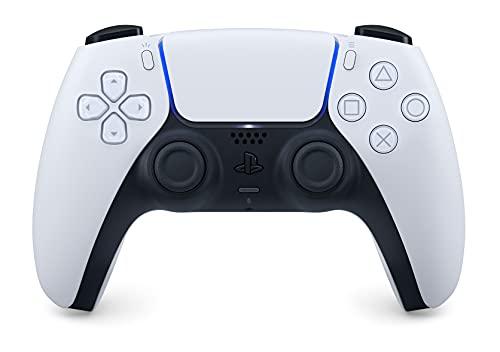 Manette PlayStation 5 officielle DualSense, Sans fil, Batterie rechargeable, Bluetooth, Compatible avec PS5, Couleur : Bicolore