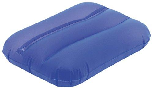 sinsey 2er Set Aufblasbares Schwimmkissen Strandkissen (blau)