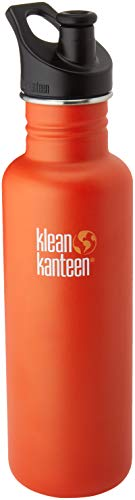 Klean Kanteen Classic Stainless Water Bottle Now $9.93 (Was $19.95)