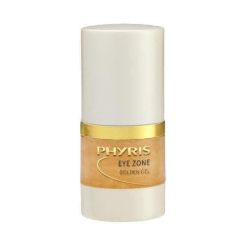 Phyris Eye Zone Golden Eye Gel 15 Ml. Smoothing Gel Formulation for the Eye Area with a Delicate Golden Shimmer by Phyris