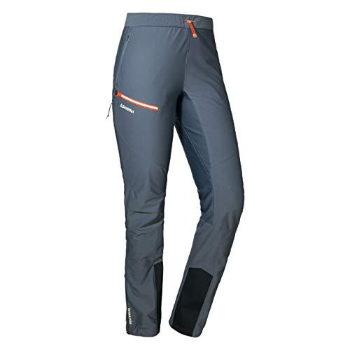Schöffel Softshell Pantalon Annapolis Longue Femme, Navy Peony, FR : XL (Taille Fabricant : 46)