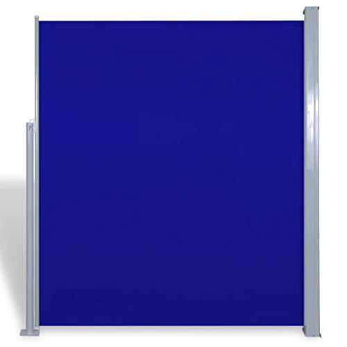 Xingshuoonline Store latéral pour Balcon ou terrasse Bleu 160 x 300 cm