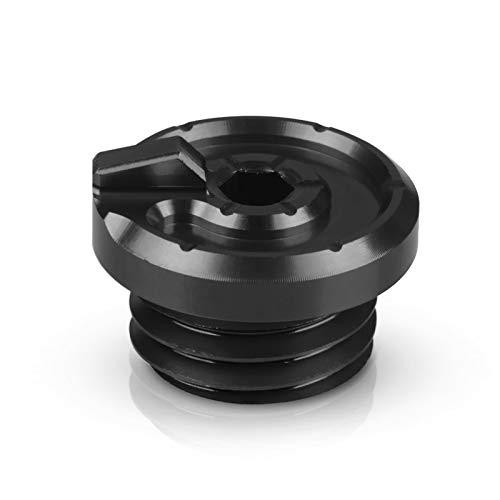 GZWO / Compatible con Husqvarna 701 Svartpilen 790 Adventure R/S 2019 2020 / motocicleta CNC aceite llenado tornillo tapa accesorios (color: A negro)