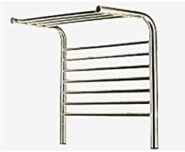 Amba MSW-20 Jeeves M Straight Collection Towel Warmer, White by Amba