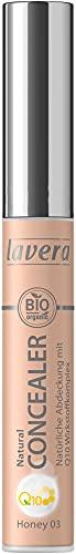 Lavera Bio Natural Concealer Q10 -Honey 03- (2 x 5,50 ml)