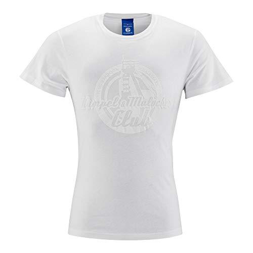 FC Schalke 04 FC Gelsenkirchen-Schalke 04 eV Fanartikel T-Shirt Kumpel & Malocher Gr. XL