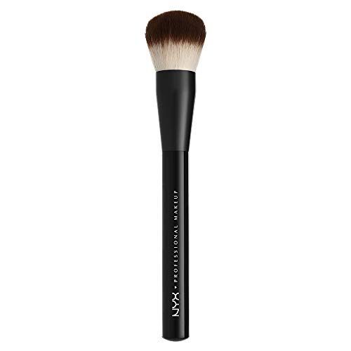 pennelli make up multicolor NYX Professional Makeup Pennello Viso Multiuso Professionale Pro Brush Buffing