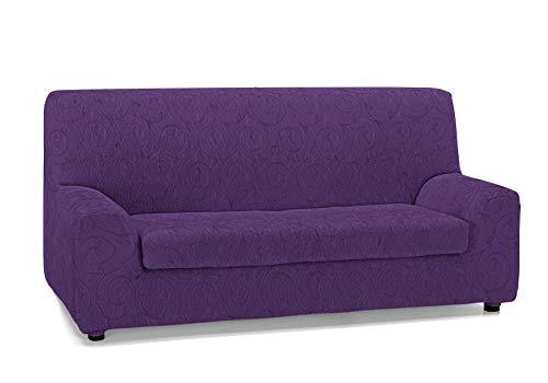 Martina Home Funda de sofá, Morado, Dúplex 3 Plazas
