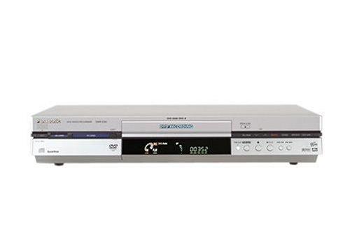 Panasonic DMR E60 - DVD recorder - silver